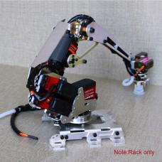 6 Axis Robotic Arm Multi-DOF Manipulator Industrial Mechanical Arm DIY Kit Unassembled