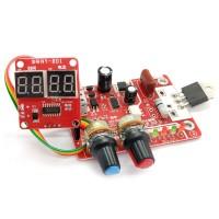 NY-D01 Single Pulse Spot Welder Controller Spot Welding Controller Time Current Digital Display 40A