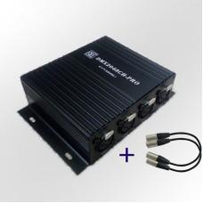 2048CH DMX 512 Controller WYS 3D Analog Network Console Extender 4-Port Bidirectional IO2048 (EN)