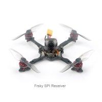 """Happymodel 1-2S Crux3 3"""" Toothpick Drone FPV Racing Drone Assembled For Frsky SPI Receiver Version"""