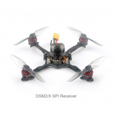 "Happymodel 1-2S Crux3 3"" Toothpick Drone FPV Racing Drone Assembled For DSM2/X SPI Receiver Version"