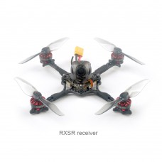 "Happymodel 1-2S Crux3 3"" Toothpick Drone FPV Racing Drone Assembled For Frsky RXSR Receiver Version"