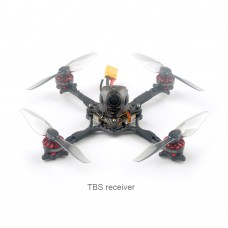 "Happymodel 1-2S Crux3 3"" Toothpick Drone FPV Racing Drone Assembled For TBS Receiver Version"