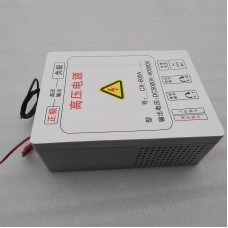 CX-600A 600W High Voltage Power Supply DC 5KV~60KV Output For Barbecue Car Remove Charcoal Kiln Smoke