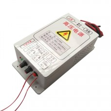 CX-300A 300W High Voltage Power Supply Electrostatic Field Output 5KV~30KV For Oil Fume Purifiers