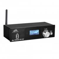 HD951BT 5.1 Audio Decoder USB Sound Card Bluetooth Receiver For Optical Fiber Coaxial Black Panel