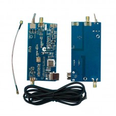 125MHz SDR Upconverter Kit Radio Communications Accessories For RTL2832+R820T2 Receiver HackRF One