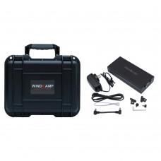 KX3 Safety Box Radio Box + X3 Lithium Battery Box For Elecraft KX3 Portable Shortwave Transceiver