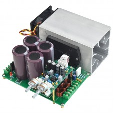 STK496-620 3x80W 2.1 Power Amplifier Board Power Amp Board PAC011 Assembled High Low Voltage Supply