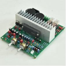 2.1 New STK433-270 3x60W HiFi Power Amplifier Board Power Amp Board Assembled With Heat Sink