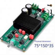TPA3255 600W Mono Power Amplifier Full Range/Subwoofer Power Amplifier Board HiFi Power Amp
