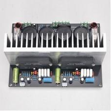 120Wx2 8Ω STK4046V HiFi Power Amp HiFi Audio Power Amplifier Board Assembled With Heat Sink