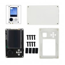 """Upgraded PortaPack H2 3.2"""" Touch Screen 0.5PPM TCXO Clock w/ Plastic Shell For HackRF One"""