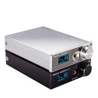 DAC-Q6 HiFi DSD Decoder Bluetooth 5.0 DAC Lossless Headphone Amplifier DAC USB Coaxial Optic Fiber