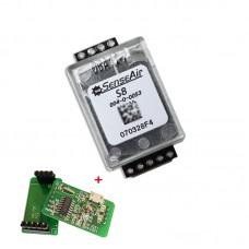 S8 0053 Original IR CO2 Sensor For SenseAir Carbon Dioxide Sensor Low Power Consumption + Test Board