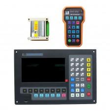 F2100B 2-Axis CNC Controller + F1510-T CNC Remote Control Plasma Cutting Controller w/ Receiver