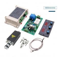 SF-HC25G Plasma THC Torch Height Control + THC Lifter 1800mm/min For CNC Flame Plasma Cutting Machine