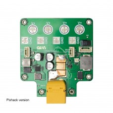 CUAV CPDB Pro High-Voltage Drone Power Distribution Board 10-60V For Multirotor Drones Pixhack