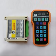 F1510-T CNC Wireless Remote Controller + Receiver F1510-R For CNC Cutting Machines Fangling System