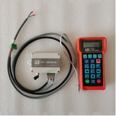 F1521 Wireless Remote Controller + Receiver + Connection Cable For CNC Cutting Systems With CAN Port