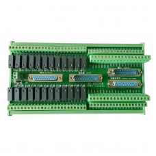 XCIOZJ I/O Board Integrated Adapter Board For XC609 XC709 XC809 Series G-Code Controller
