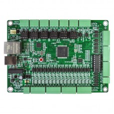6 Axis Mach3 Controller Board CNC Motion Controller Support USB + Ethernet For CNC Engraving Machine