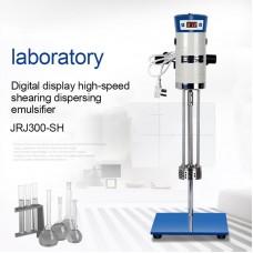 High Shear Emulsifier Lab Dispersion Emulsifier Mixer Capacity 40L JRJ300-SH With Digital Display