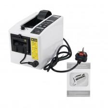 18W Automatic Tape Dispenser Electric Adhesive Tape Cutter Cutting Machine 20-999mm M-1000