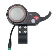 36V 48V Universal Electric Scooter Display Color Electric Skateboard LCD 5-Pin For Sealup (Type H)