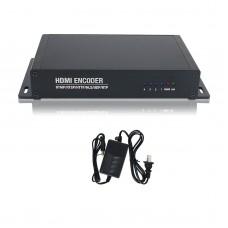 HDMI Video Encoder H.265 Encoder H.264 2-Way 2160P & 2-Way 1080P For IPTV Live Streaming XE4D