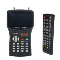 "8MP Digital Satellite Finder Meter 4.3"" Monitor Support AHD TVI CVI Coaxial HD Camera KPT-255G+"