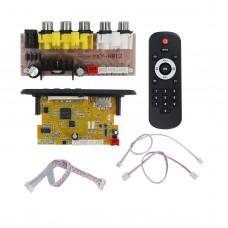 Video Audio Decoder DTS Lossless Bluetooth Receiver Board HD Mp4 Mp5 APE WAV MP3 Decoding Board