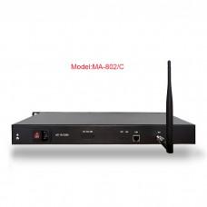 MA-802/C NTP Server Network Time Server w/ CDMA Gain Antenna For CDMA Network Time Service