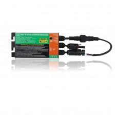 260W Solar Micro Inverter MPPT Grid Tie Inverter Pure Sine Wave Inverter DC 18V-50V to AC 120V/230V