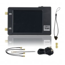 "For TinySA Handheld RF Spectrum Analyzer 2.8"" Touch Screen Display With Built-in Battery Four Modes"