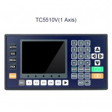 """TC5510V 1 Axis CNC Controller Motion Controller w/ 3.5"""" Color LCD For CNC Router Servo Stepper Motor"""