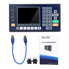 """TC5530V 3 Axis CNC Controller Motion Controller w/ 3.5"""" Color LCD For CNC Router Servo Stepper Motor"""