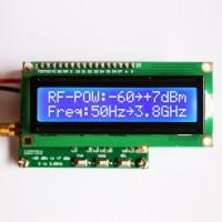 HP368 50Hz~3.8GHz Digital RF Power Meter -60 To +7dBm RF Power Detector For Power Measurement