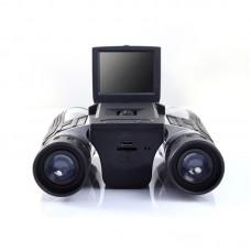 "FS608R-1080p 12x32 Binocular Telescope Outdoor Telescope 2.0"" Display 1920x1080P Video Take Photos"