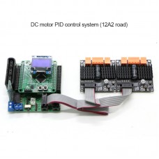 DC Motor Controller PID Controller System 12A 2-Way For Intelligent Cars Support CAN Serial Control
