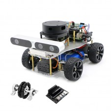 ROS Smart Car Robotic Car Ackerman/Differential Version + Master Control For Jetson Nano B01