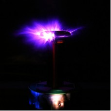 Mini Tesla Coil SGTC SSTC Assembled Artificial Lightning Experiment Toys For Music Enthusiasts