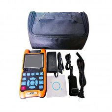"""ZS1000-A OTDR Optical Time Domain Reflectormeter OPM VFL 32dB/30dB 1310mm/1550mm 3.5"""" Color Screen"""