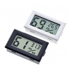 FY-11 Mini Thermometer LCD Hygrometer Thermometer Humidity Meter With LCD Display Screen