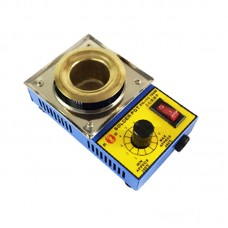 PH-11C 100W Lead-Free Soldering Pot Solder Pot Maximum Temperature 480℃/896℉ Diameter 38mm/1.5""