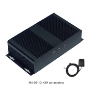 MA-801/G Desktop GPS NTP Server Network Time Server With 3M/9.8FT Car Antenna For GPS Time Service