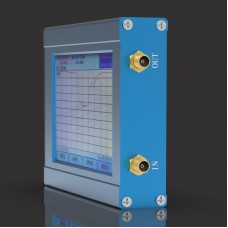"""35-4400M Simple Spectrum Power Frequency Bandwidth Amplitude Tracking Generator 3.5"""" TFT Touch Screen"""