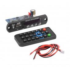 25W+25W Bluetooth Amplifier DAC Board TDA7492P MP3 Decoder Board AUX Input WAV APE Lossless Audio