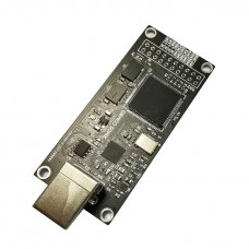 For XMOS-XU208 USB Digital Interface USB Asynchronous Daughter Card USB to I2S DSD256 + CPLD Black