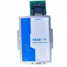 For HXAD HXSP-2118C RS232 To RS485/RS422 Industrial Lightning Protection Photoelectric Isolation 5KM